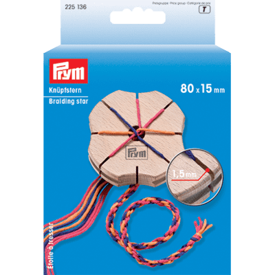 Prym Braiding star Small (80 mm)