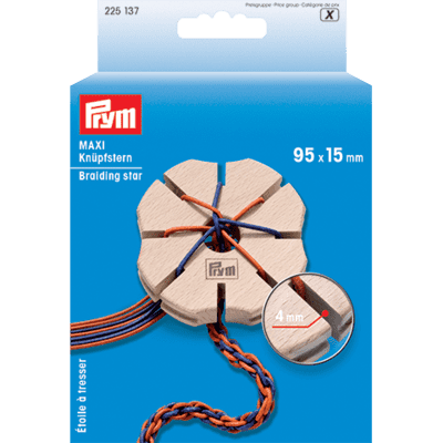 Prym Braiding star Maxi (95 mm)