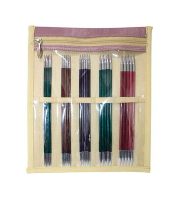 KnitPro Royale Double Pointed Needle Set 15 cm