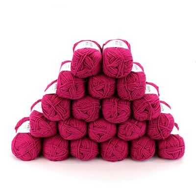 DLY 8 Yarn Pack - 20 pcs