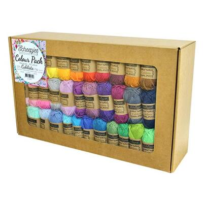Scheepjes Cahlista Colour Pack - 109 pcs x 15 g