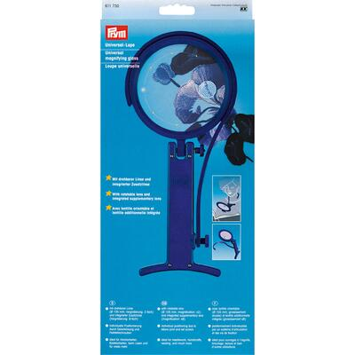 Prym Universal magnifying glass with bracket