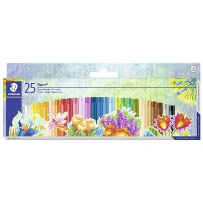 STAEDTLER Noris Club Oil pastels, 25 pcs