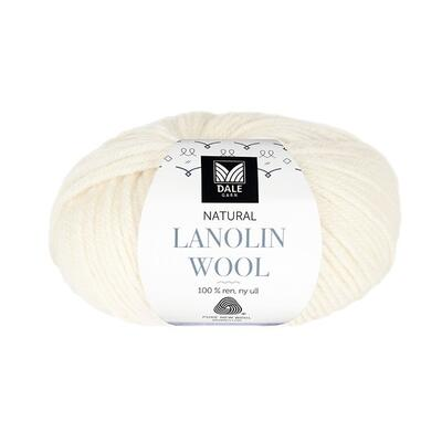 Dale Natural Lanolin Wool 1401 Natur