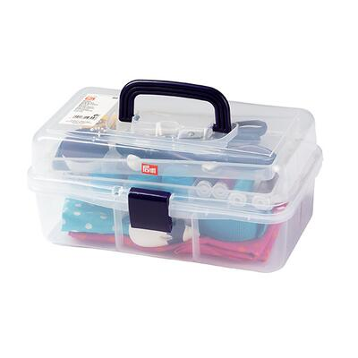 Prym Sewing box Transparent