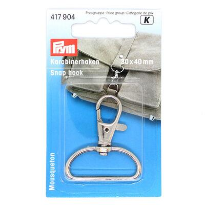 Prym Snap hook 30 x 40 mm, 1 pc