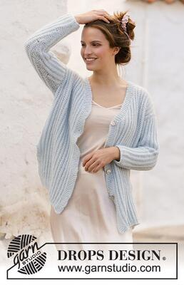 210-26 Avriel Cardigan by DROPS Design