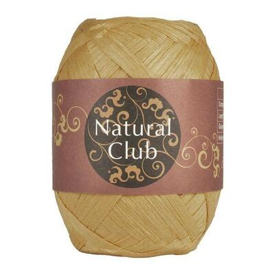 Natural Club Raffia