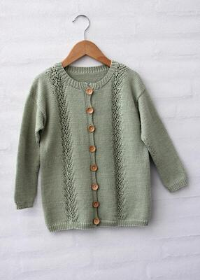 98041 Cardigan Laura - Children