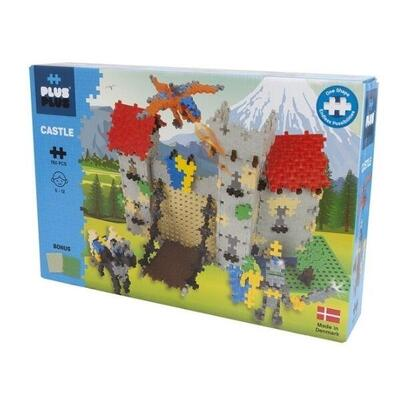 Plus-Plus Basic Castle, 760 pcs