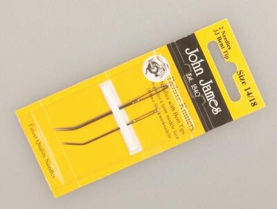 John James Deluxe Knitters Needles size 14/18 (2 needles)