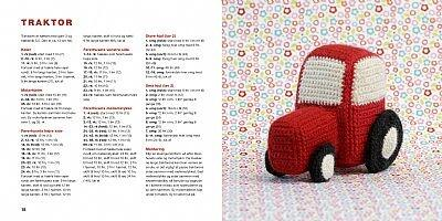 Book: Crochet toy