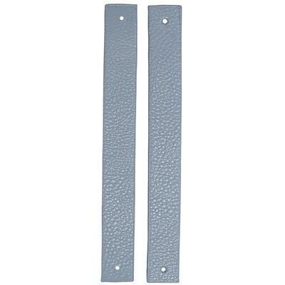 Go Handmade Straps for rivets, 22 x 2.2 cm, 2 pcs 22459 Blue