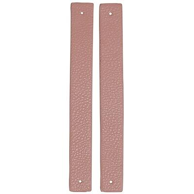 Go Handmade Straps for rivets, 22 x 2.2 cm, 2 pcs 22460 Rose