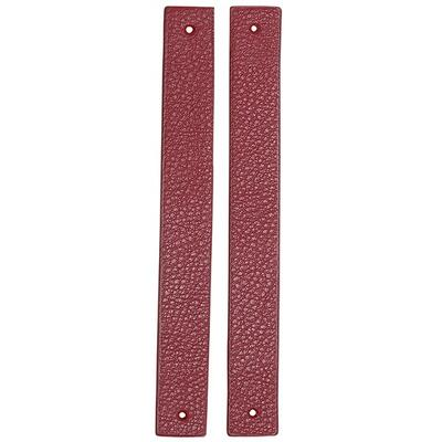 Go Handmade Straps for rivets, 22 x 2.2 cm, 2 pcs 22464 Raspberry