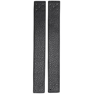 Go Handmade Straps for sewing, 22 x 2.2 cm, 2 pcs 22482 Black