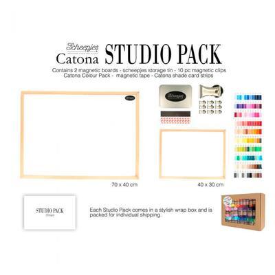Scheepjes Studio Pack Catona - Purchase today