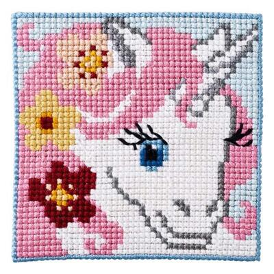 Children's Embroidery Kit Unicorn