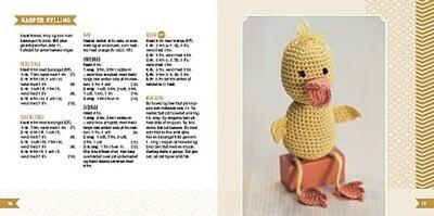 Book: Crocheted animals