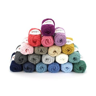 DROPS Loves You 9 Yarn Pack - 19 pcs
