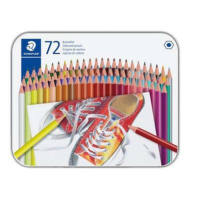 STAEDTLER Color pencils, 72 pcs